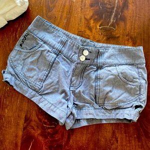 Burton Shorts with Cute Button Detail